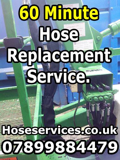 One Hour Hose Replacement Service.
